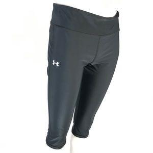 Under armour heatgear pants leggings crop
